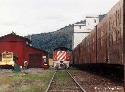 LCRR in Lakeview, Oregon
