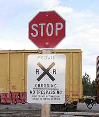 railfan safety